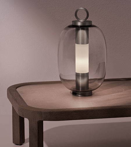 Lucerna by Ethimo, the perfect lamp for the outdoors