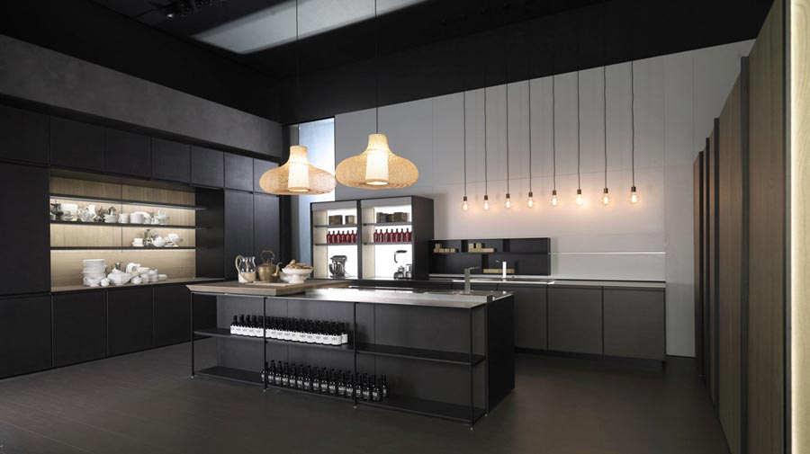 Leon by Euromobil, innovation in the kitchen