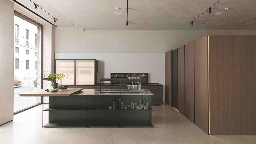 Telero. Euromobil's iconic kitchen gets an update!