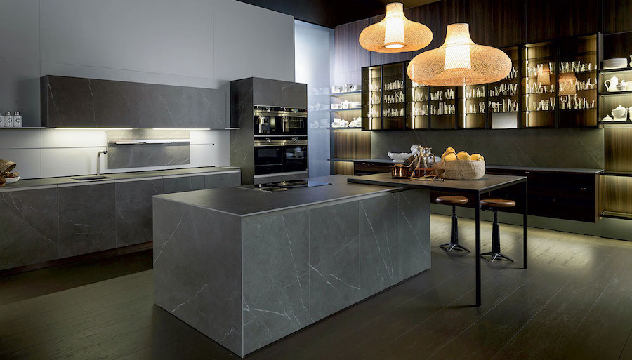 Kitchen Telero, a perfectionist's atmosphere