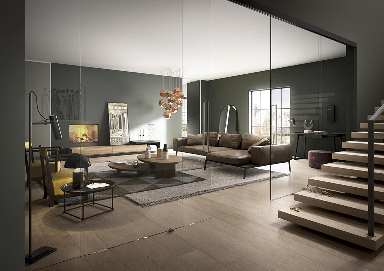 Collection Scenario by Ferrerolegno