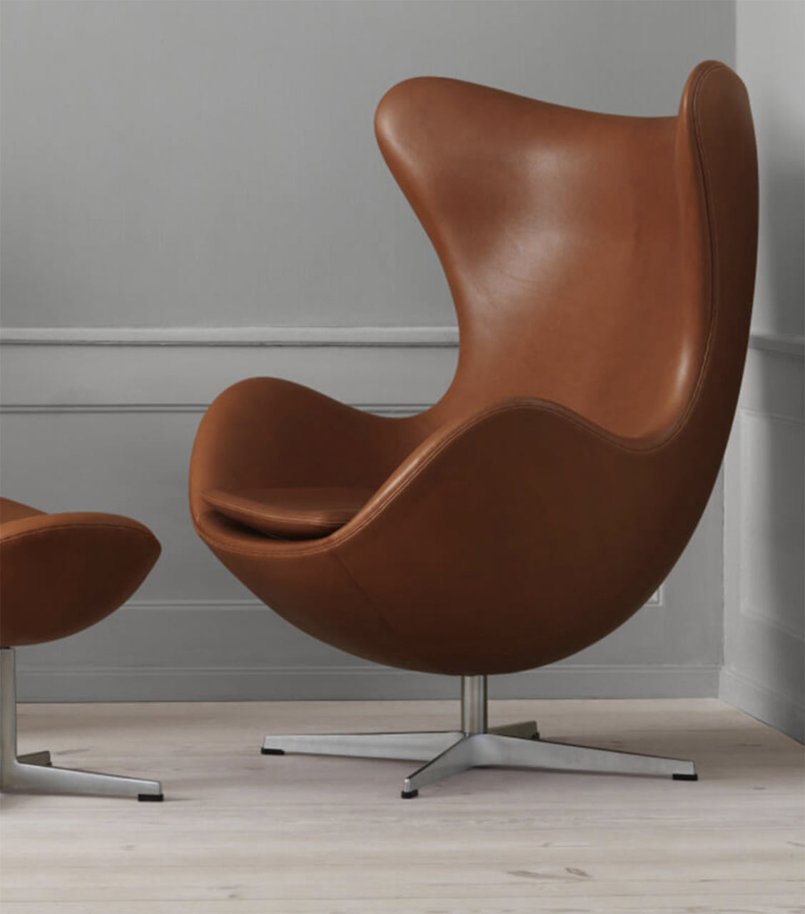 Egg Chair di Arne Jacobsen