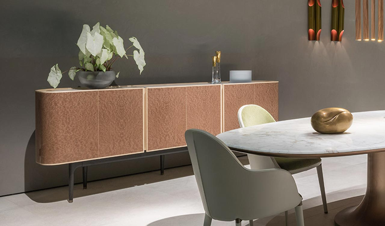 Mobile bar moore di giorgetti for Design suisse meuble