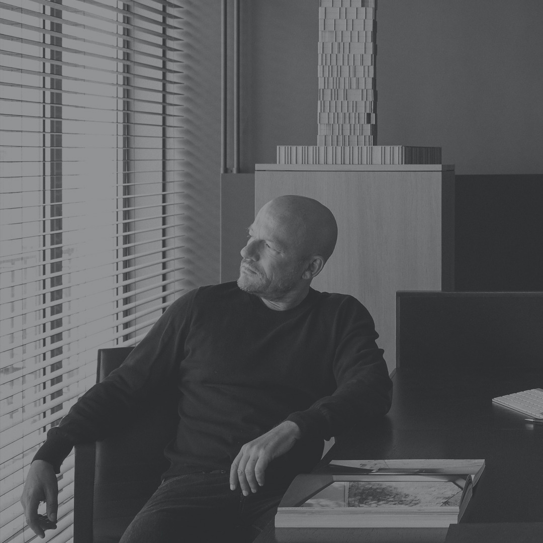 Vincent Van Duysen, who since 2016 is the creative director of the brands Molteni&C and Dada