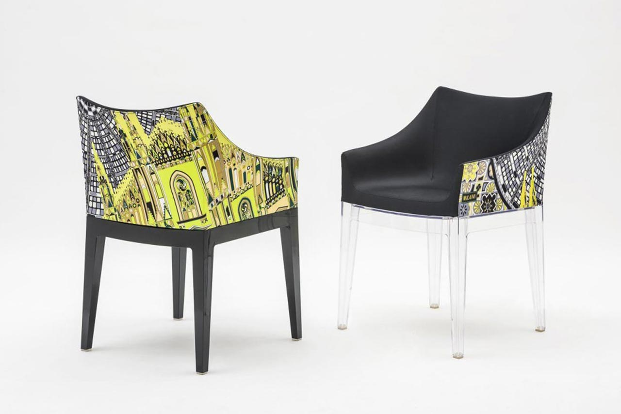 Kartell, poltroncina Madame – World of Emilio Pucci edition - Milan