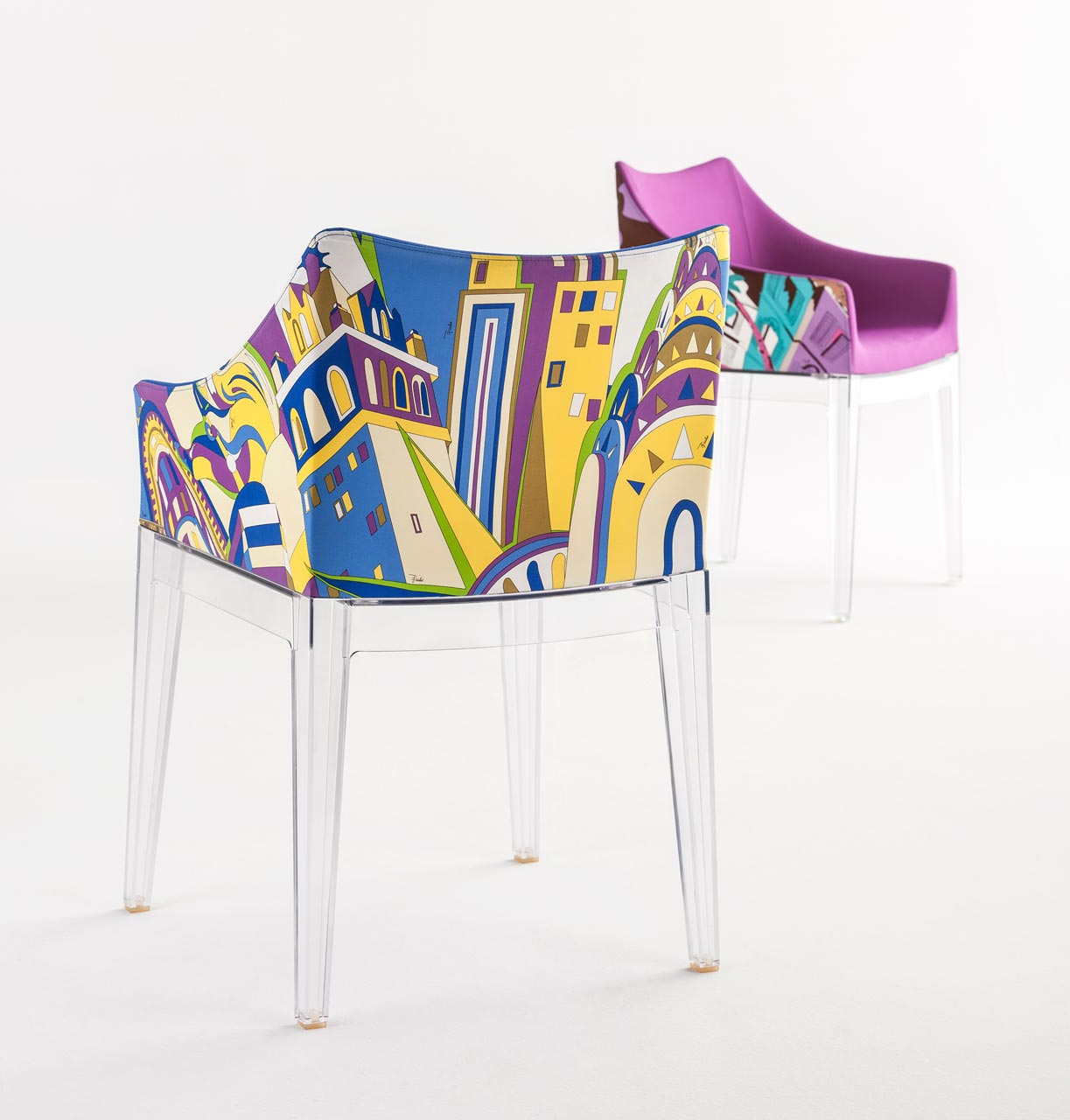 Kartell, armchair Madame – World of Emilio Pucci edition - New York