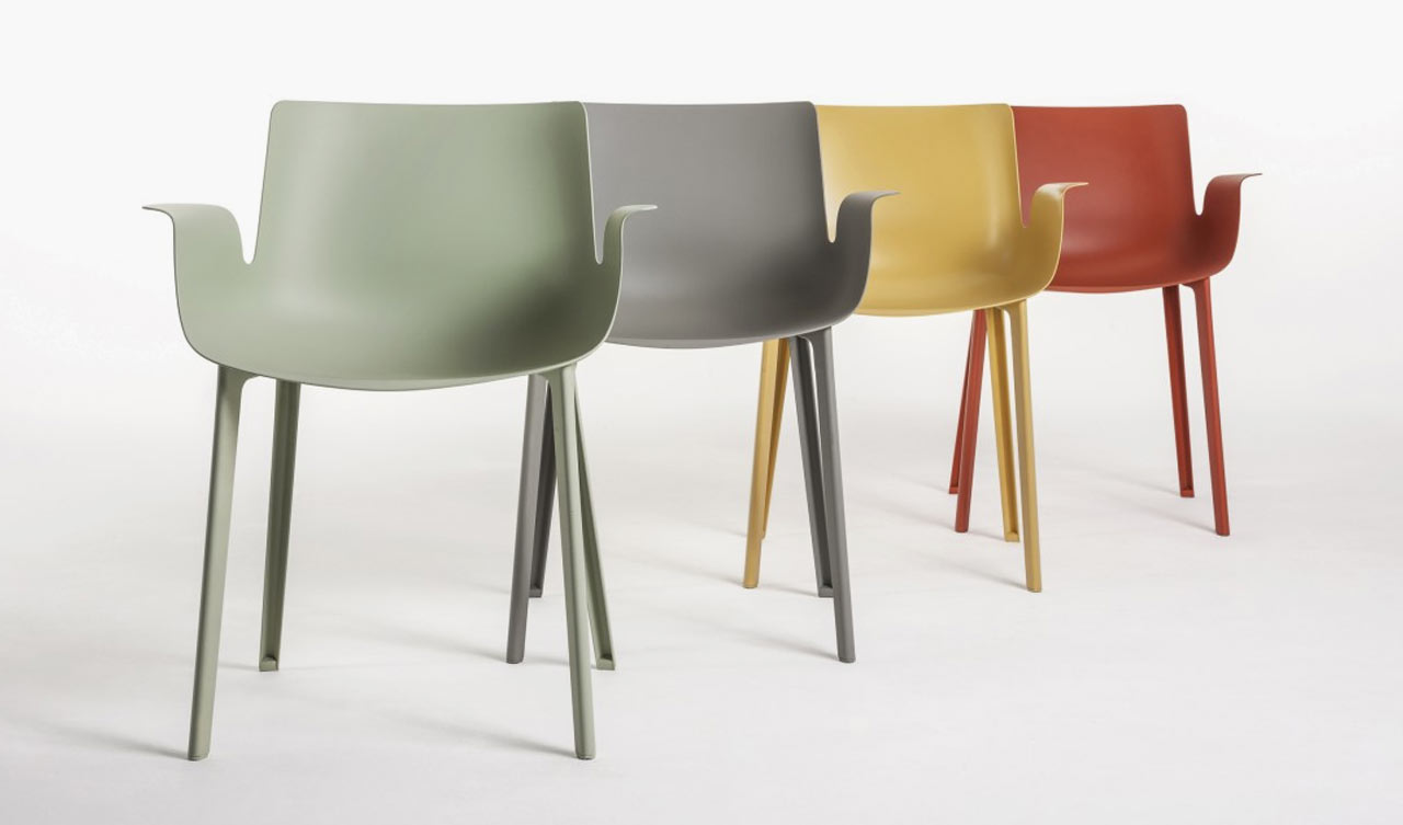 New Chairs Design Technology And Materials