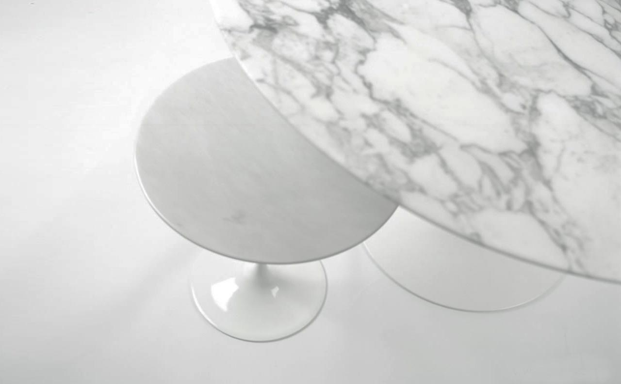 Knoll, Saarinen table, detail