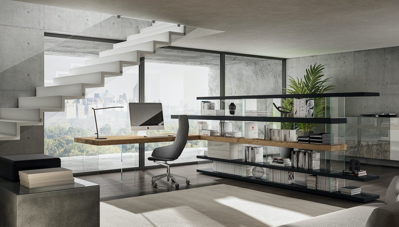 Lago Home Office, dedicated to flexibility