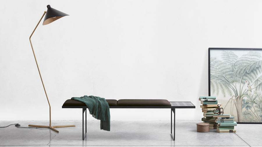 Uma by Lema, the versatile bench