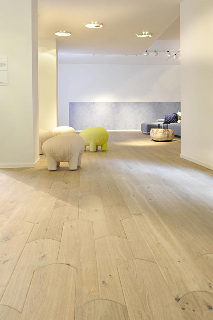 Biscuit The New Parquet Flooring By Listone Giordano