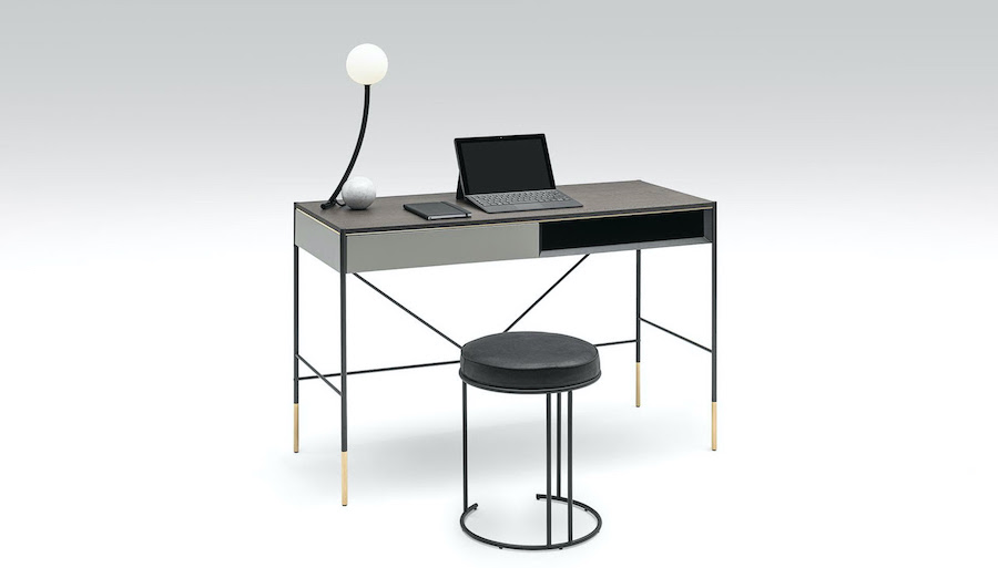Desk Era Scrittoio and the sophisticated minimalism of luxury
