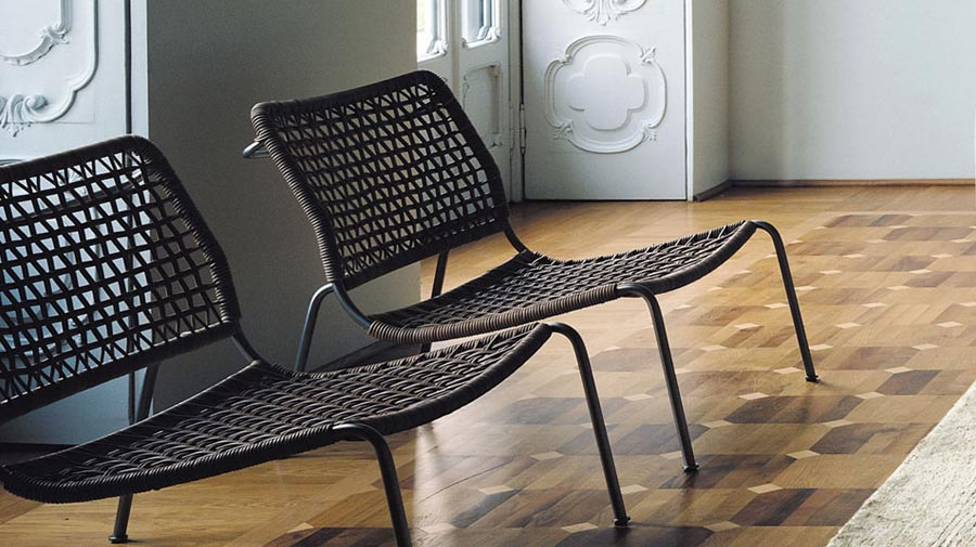 Frog by Living Divani, the armchair with 20 years' experience