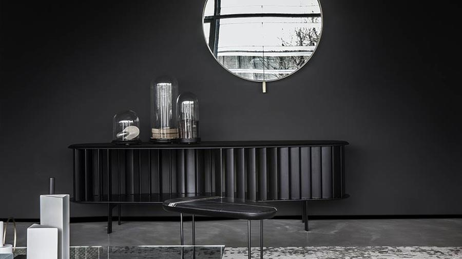 Islands by Living Divani, a versatile elegant sideboard