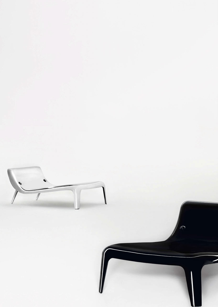 Uncollected Collection, design Piero Lissoni 2019, Limited Edition by Living Divani