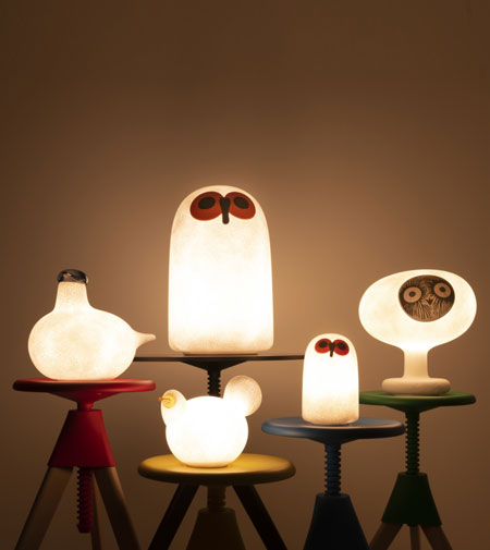 Linnut by Magis, fairy-tale lights