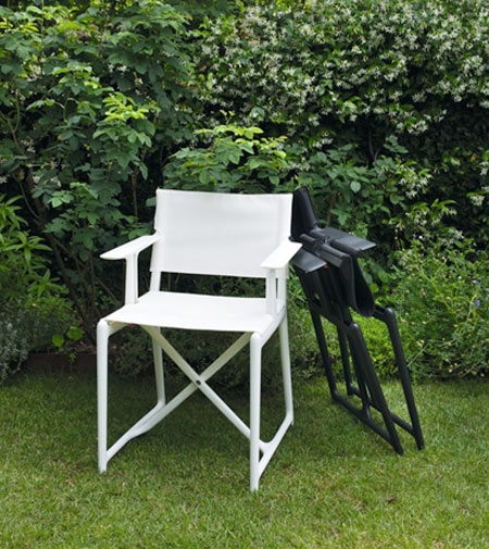 Stanley by Magis, the director's chair for summer