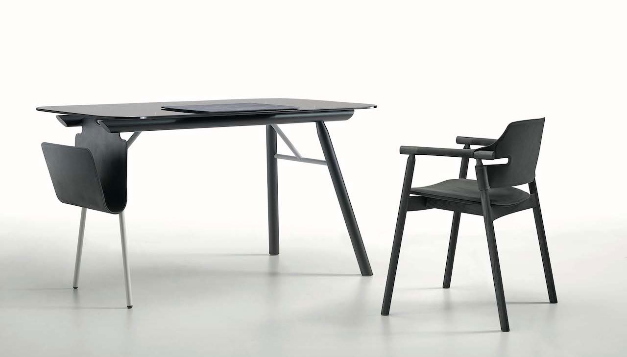 Suite by Midj: dynamic asymmetry