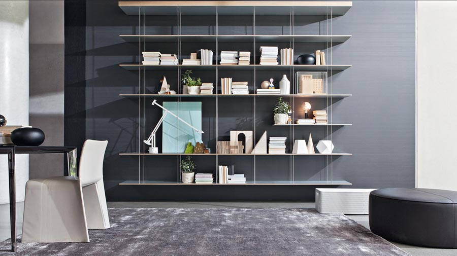 15 candles for Graduate by Molteni&C, the timeless lightweight bookcase