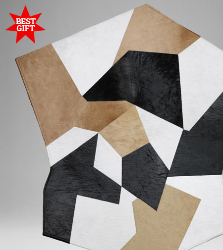 D.754.1 Heritage by Molteni&C, the geometric carpet, contemporary icon