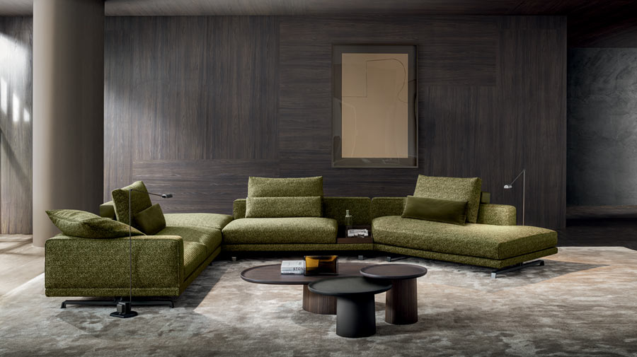 Octave by Molteni&C, new modular elegance