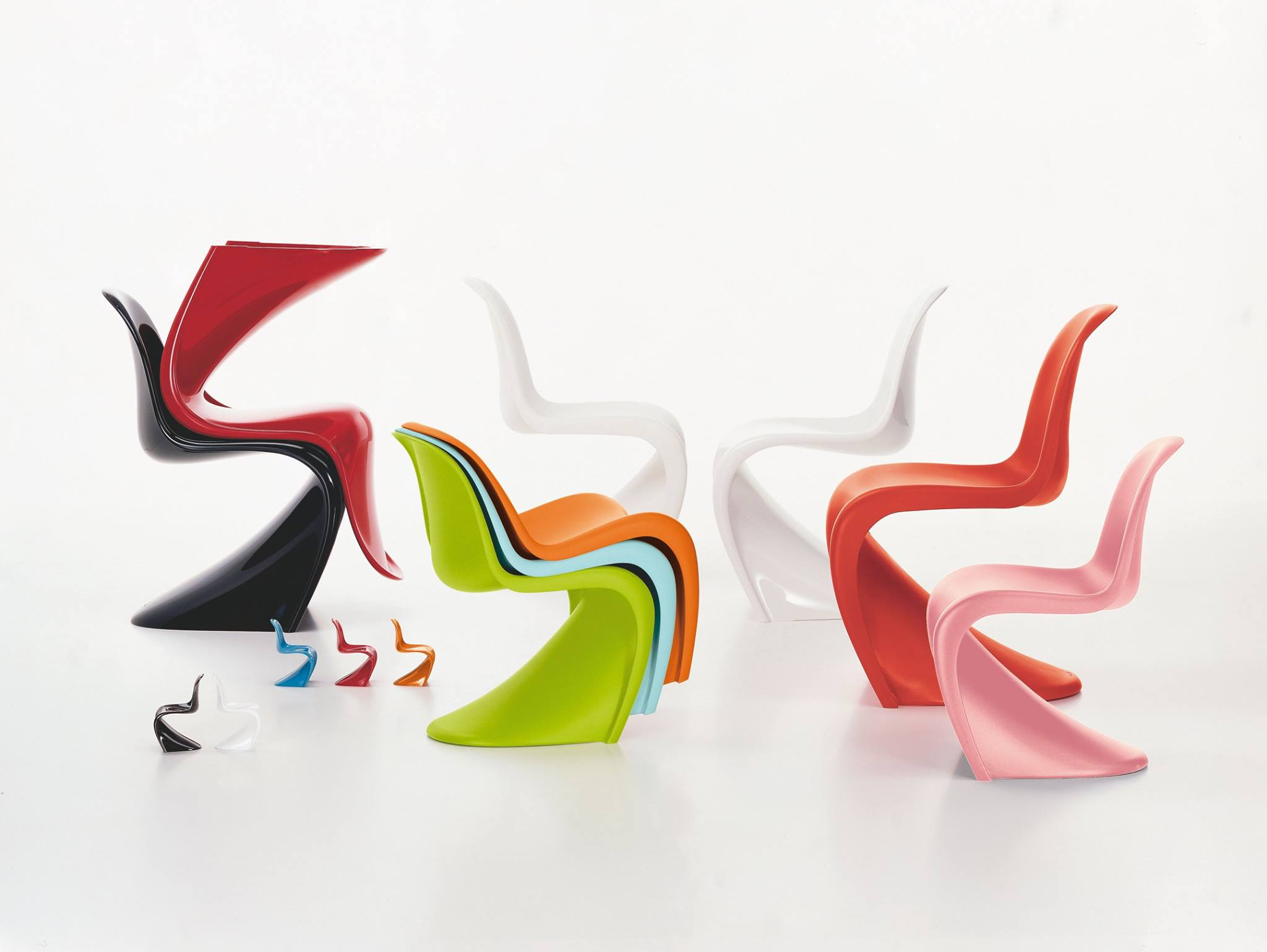 Panton chair: