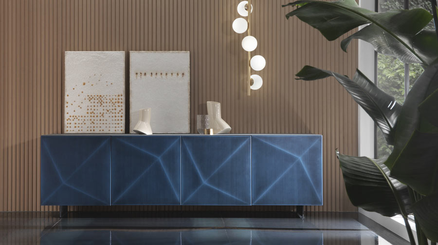 Cubric by Riflessi, the sideboard of the future