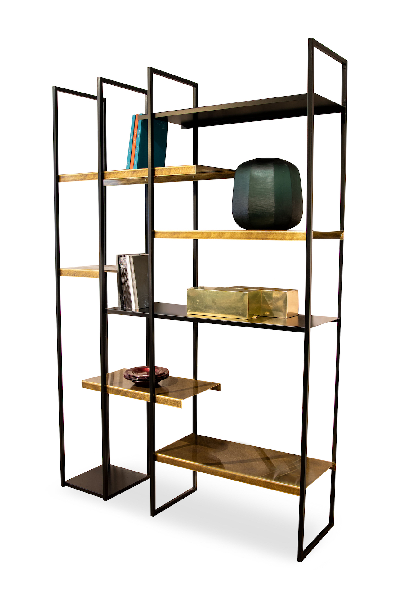 Libreria Freewall, design Riflessi Lab, Riflessi 2019.