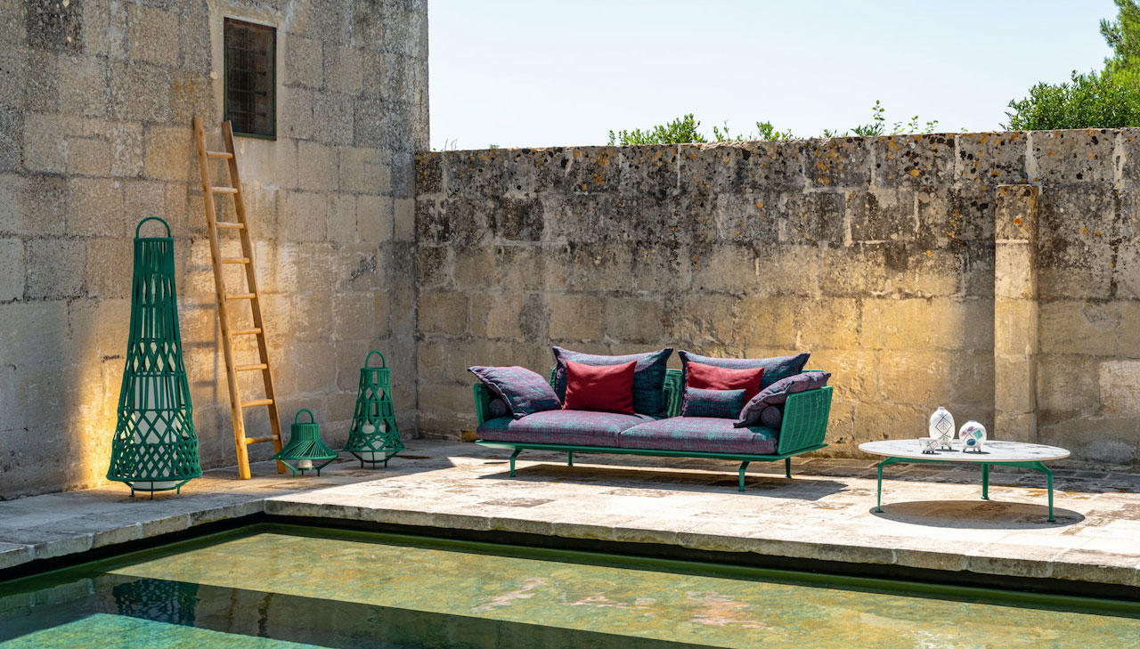 Cruise Alu Collection: nautical synergy outdoors