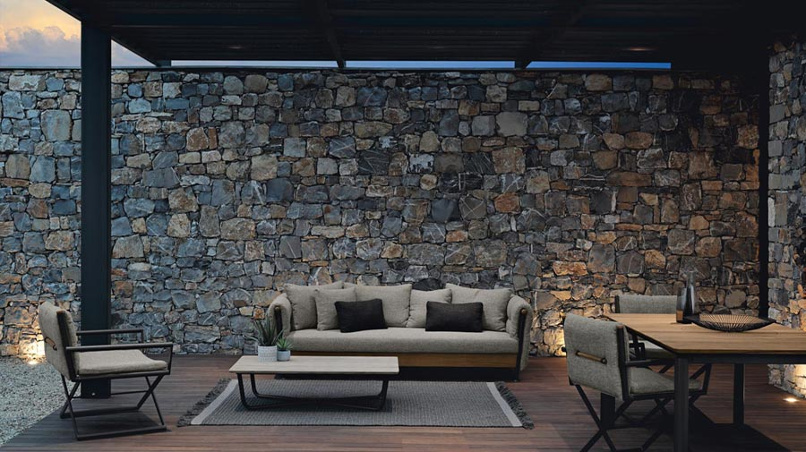 Domino by Talenti, the latest for the outdoor living room
