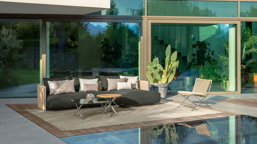 George Collection by Talenti, tomorrow's outdoor style
