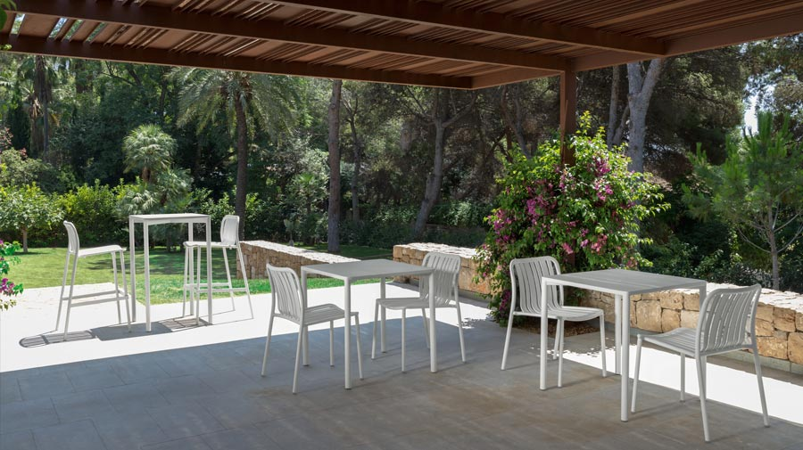 Trocadéro by Talenti, the new outdoor furniture with a Parisian allure
