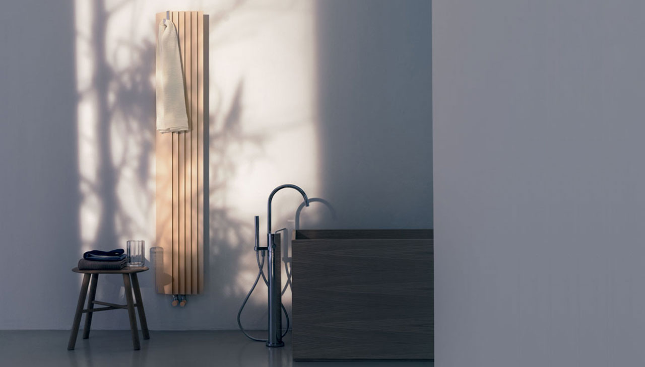 Step-by-Step, the hidden complexity of a minimalist radiator