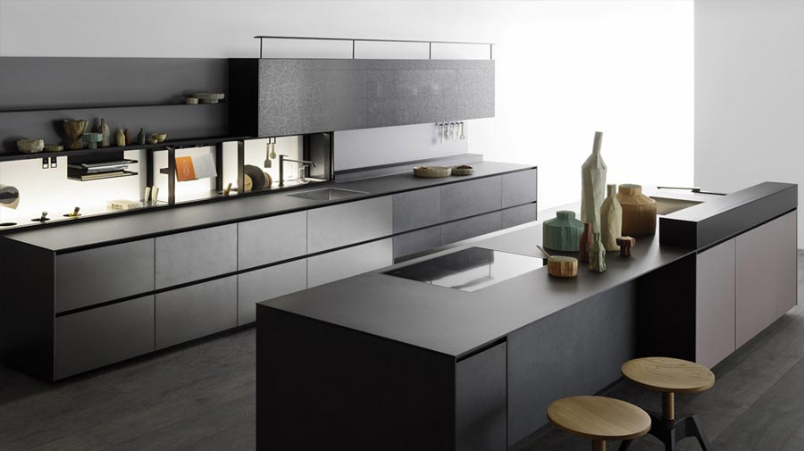 Riciclantica by Valcucine, the eco-friendly kitchen