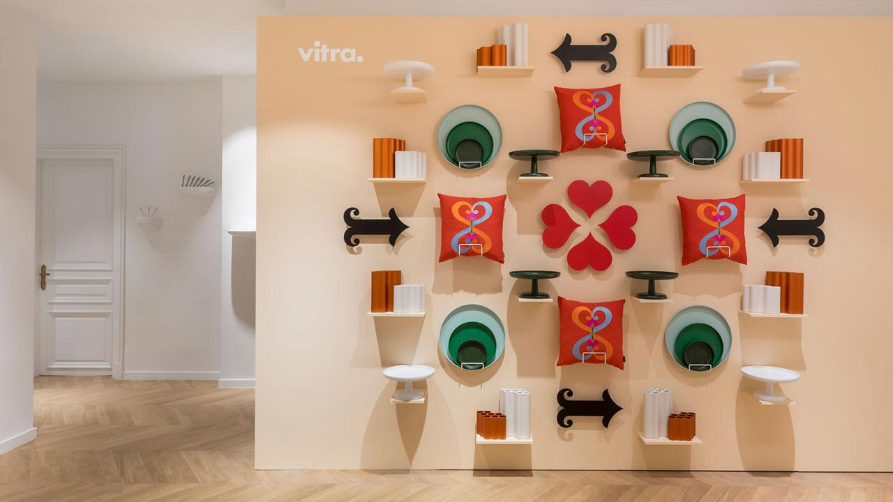 Vitra Accessories Collection 2018