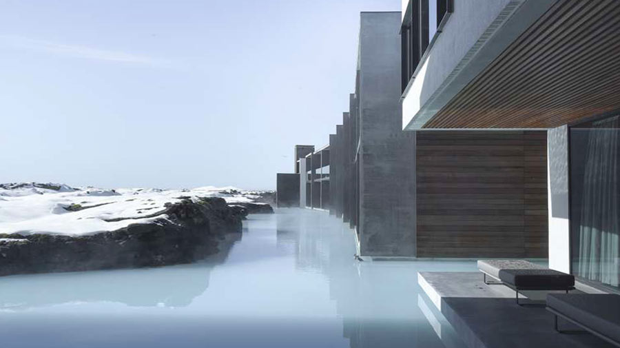 The Retreat at Blue Lagoon Iceland, luxury wellbeing
