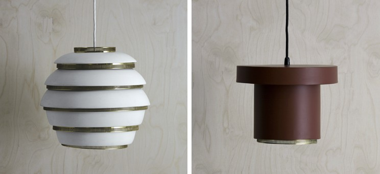 Alvar Aalto: Lightings (February 2014 - May 2014).
