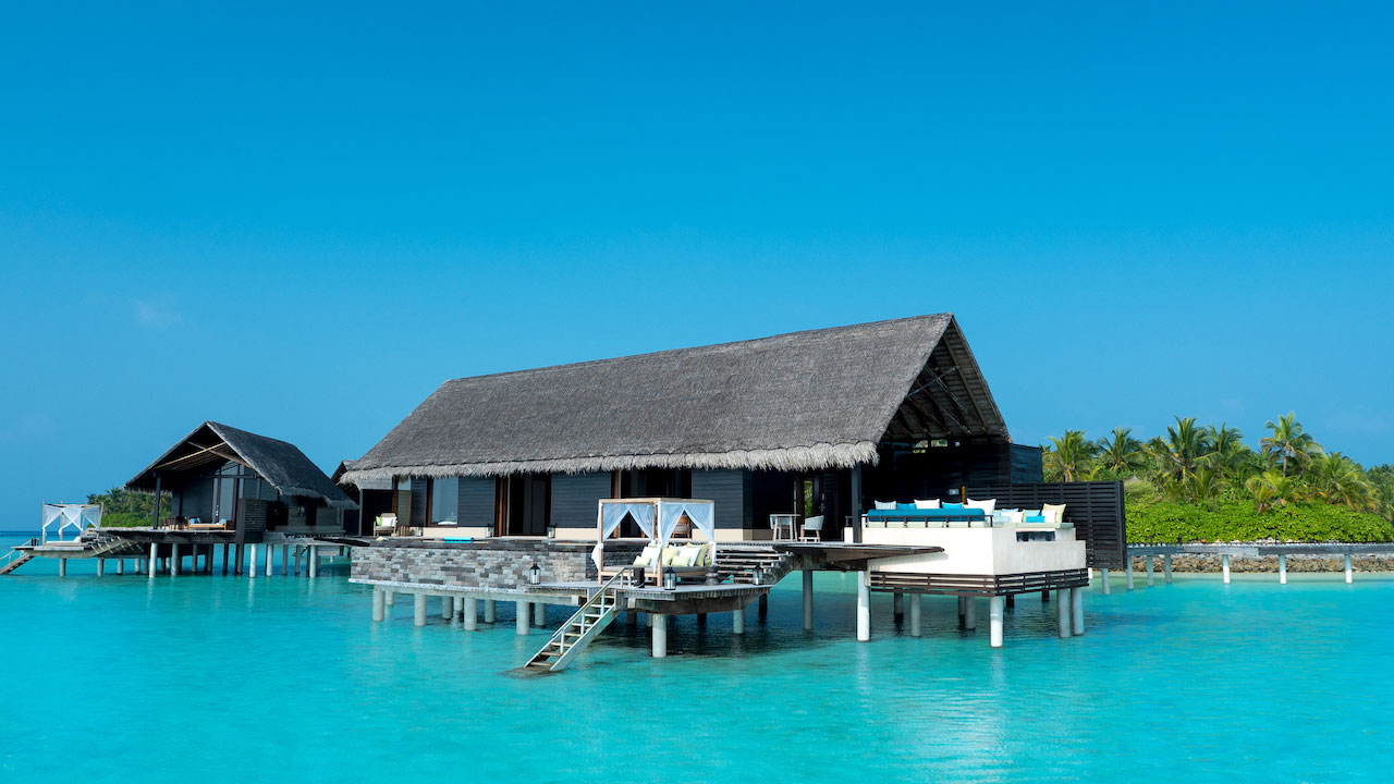 Hotel One & Only Reethi Rah, Maldives