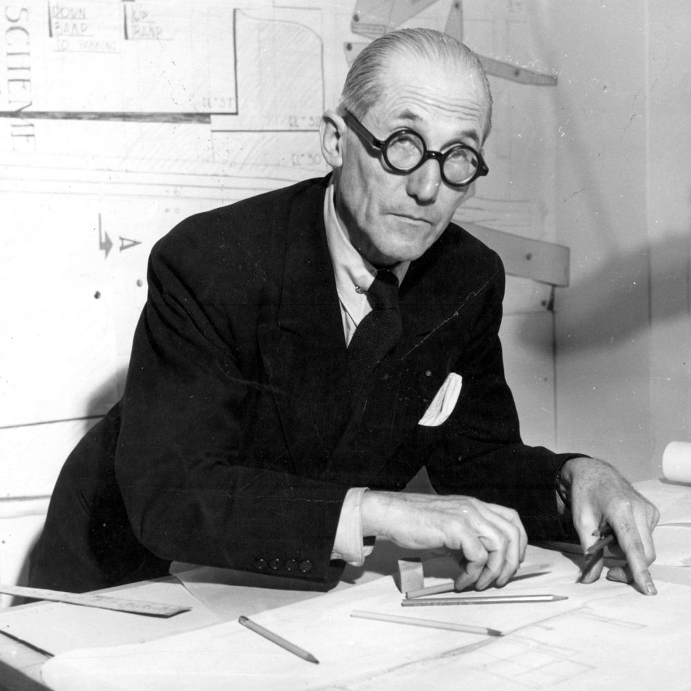 Charles-Édouard Jeanneret-Gris, best known as Le Corbusier