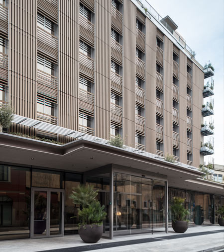 Hotel VIU Milan: the new 5 star hotel