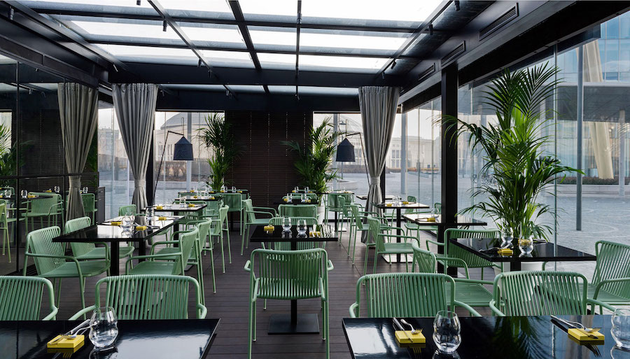 Peck Citylife, a gourmet oasis in the Milanese skyline
