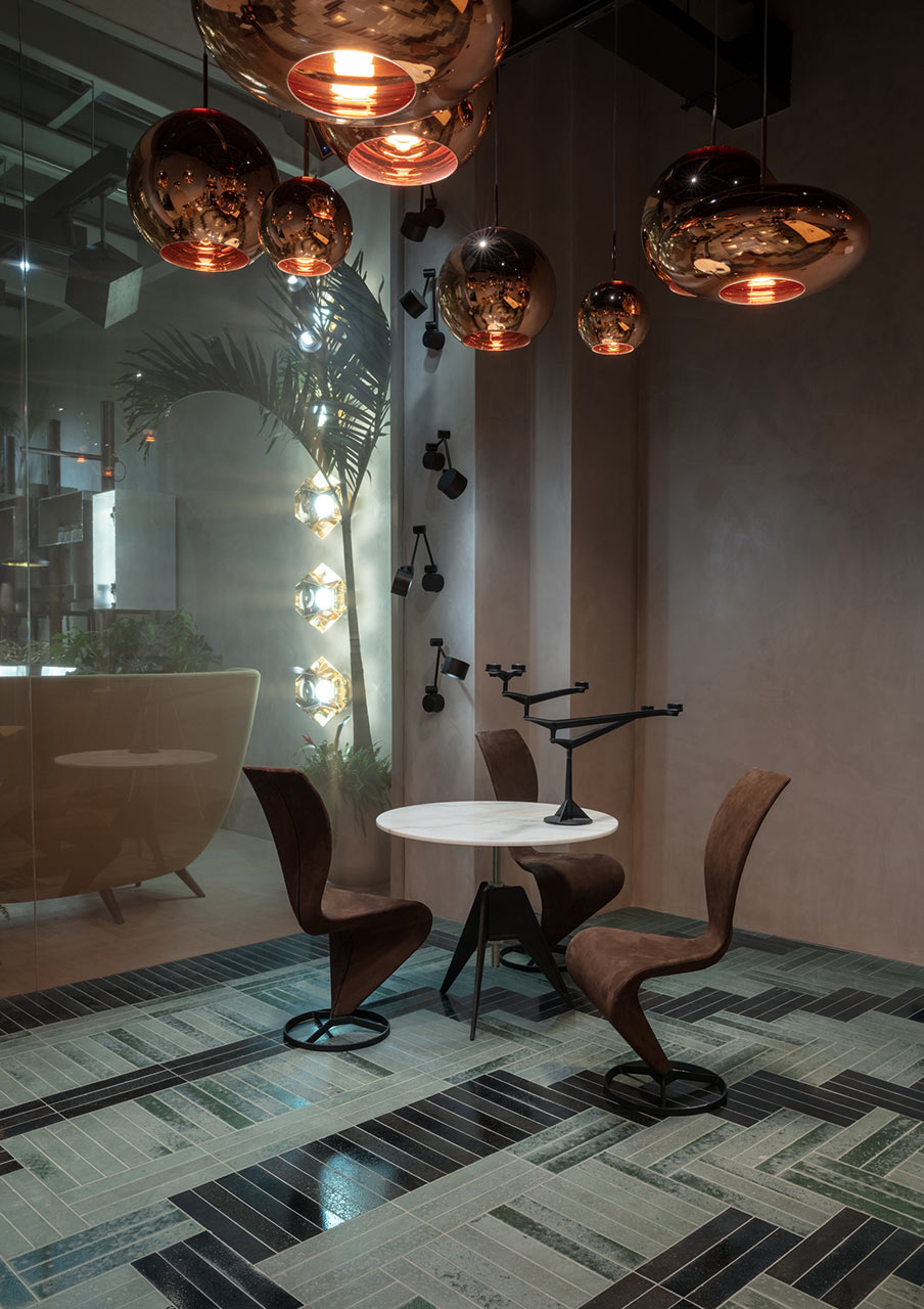 Tom Dixon The Manzoni Milano