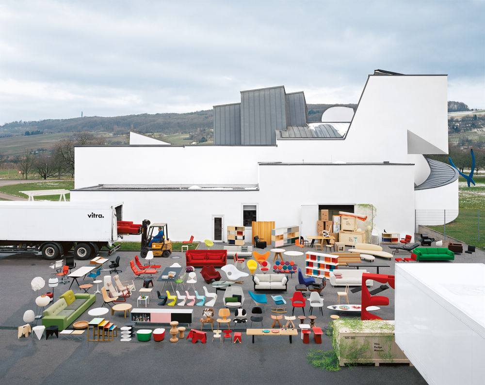 Visiting Vitra Design Museum