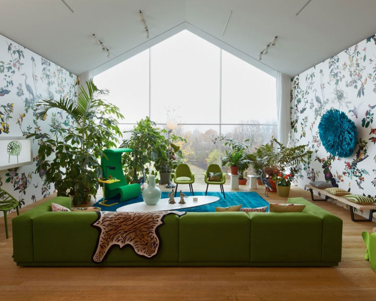 Vitra house project