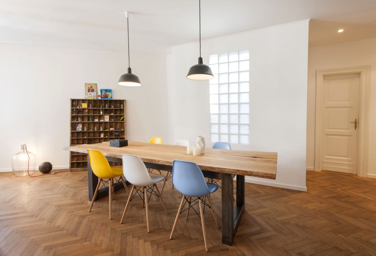 Elegant refurbishment of an apartament