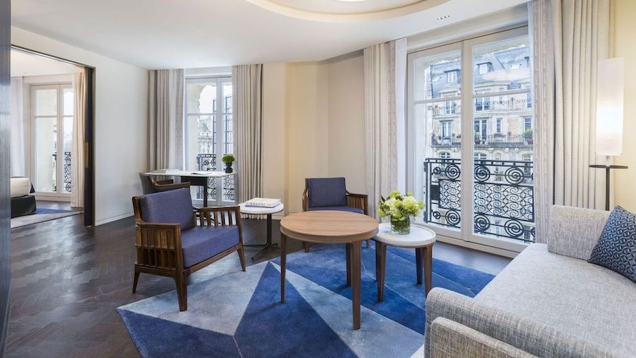 The Hôtel Lutetia in Paris: the new interior design of the luxury suites