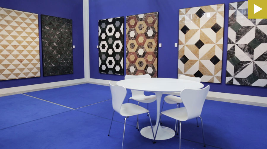 Magic Surfaces: Bisazza in 1 minute