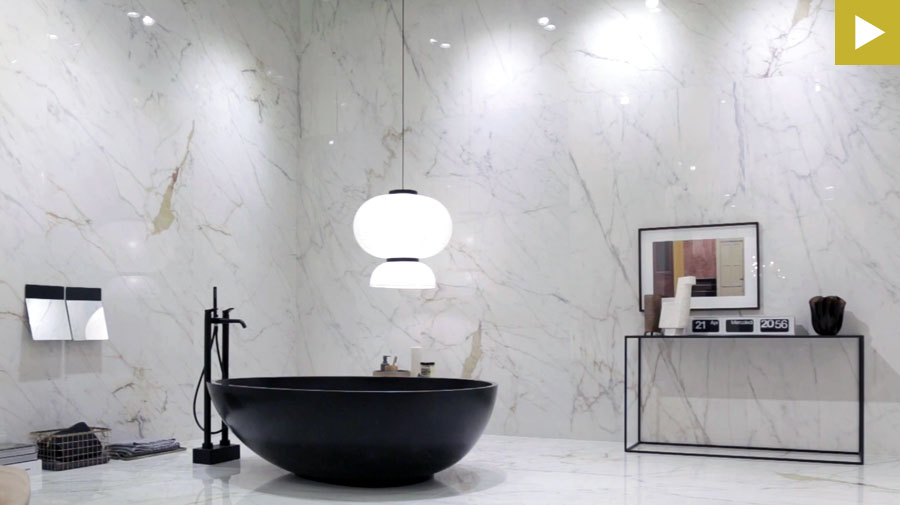 Magic Surfaces: Marazzi in 1 minuto