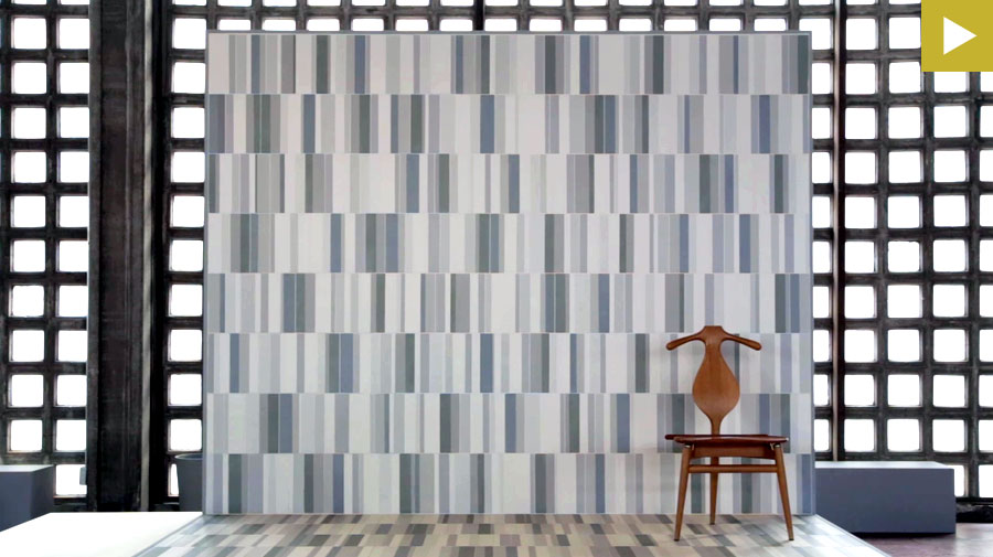 Magic Surfaces: Mutina in 1 minute