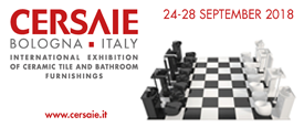 For more info please visit the official Cersaie website.